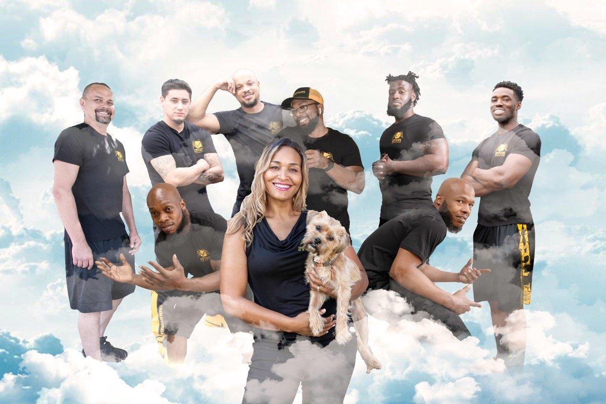 charlie's angels team